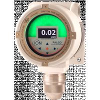 फल्को, एक्स डी प्रमाणित निश्चित गैस डिटेक्टर