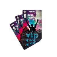 कंपनी कार्ड कस्टम वीआईपी पास