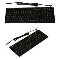 illuminated keyboard citra produk utama
