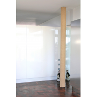 Polecat è una montatura da pavimento a soffitto per arrampicata indoor
