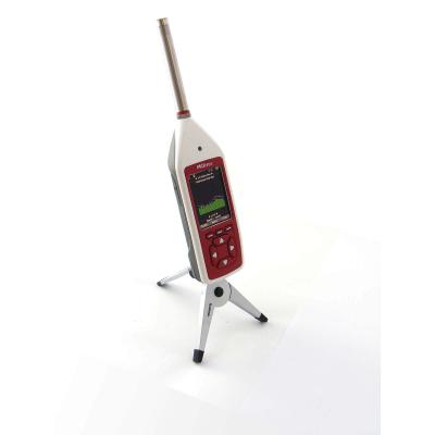 Misuratore di livello sonoro con analisi di frequenza