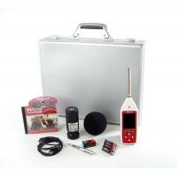 Ottimizzatore rosso livello ottico con kit di analisi di frequenza