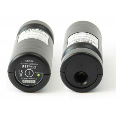calibratore acustico con omologazione di tipo