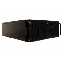 Vista laterale del server Secure NTP
