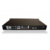 Time server della rete GPS NTP, vista posteriore