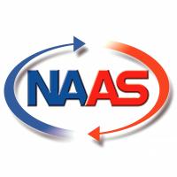 Approvvigionamento di gas e petrolio nel Regno Unito. Logo Naas