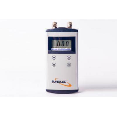 Eurolecポータブルデジタル圧力計