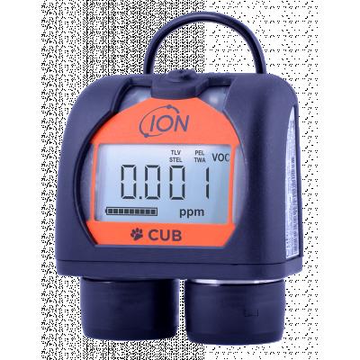 CUB、パーソナルガス検知器