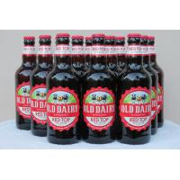 영국 병 맥주 수출, 오래된 유제품 양조장 공예 맥주 3.8 % 빨간색 위쪽