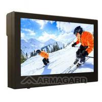 높은 밝기의 LCD 화면