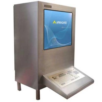 밀폐 슬림 컴퓨터 케이스의 제품 이미지