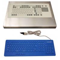 pilihan papan kekunci boleh dibasuh diintergrasikan atau berdiri sendiri
