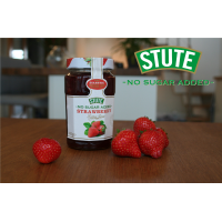 Stute Foods, pemborong jem strawberi