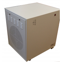 On-site stikstofgeneratiepakket van Apex-gasgeneratoren.