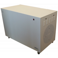 Munro inert gas generator voor grote hoeveelheden stikstof op aanvraag.