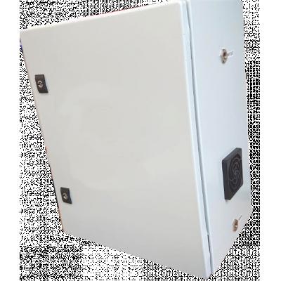 TOC-generator met buitenbehuizing voor compressor
