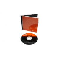 vooraanzicht van uitzending sntp client software cd