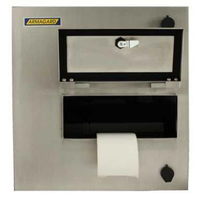 Waterdichte printerbehuizing van Armagard