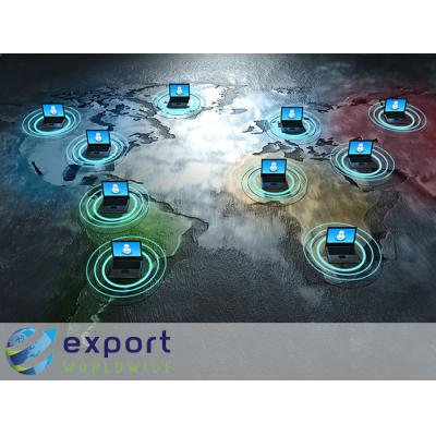 Wereldwijde online B2B-marktplaats door ExportWorldwide