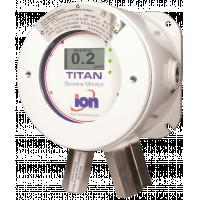 Titan, de benzine vaste gas detector