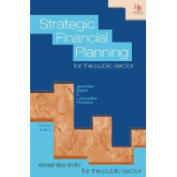 Financieel management boek over de publieke sector