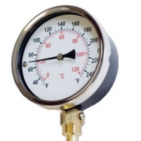 STAR bi-metalen thermometer