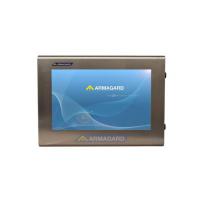 vanntett skjerm kabinett visning av enheten fra forsiden