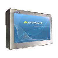 Vanntett LCD kabinett