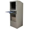 Industri-PC kabinett åpen utsikt