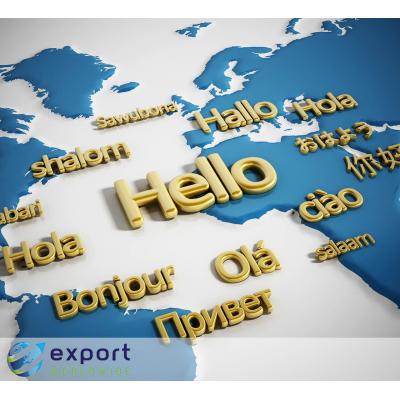 Eksporter Worldwide tilbyr forretningsoversettelsestjenester