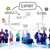Hvordan å eksportere produkter og tjenester på nettet