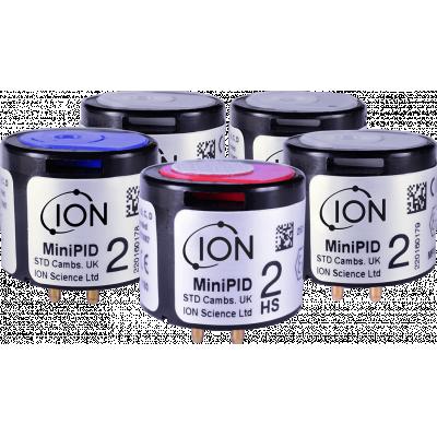 Ion Science, fuktighetsbestandig PID sensor producent