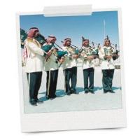 BBICO marching band forsyninger for regjeringer
