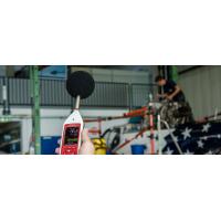 Monitorowanie narażenia na hałas w miejscu pracy Cirrus