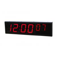 6-cyfrowy zegar ntp prawa strona
