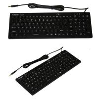 podświetlana klawiatura głównym produktem obrazu