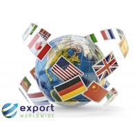 Globalne prowadzenie online przez ExportWorldwide
