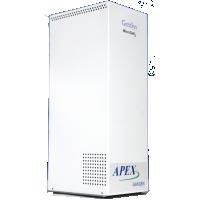 O mini gerador de nitrogênio Nevis fornece nitrogênio de alta pureza.