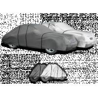 Capas para carros premium para ambientes externos, oferecendo proteção contra chuva, luz solar, poeira e sujeira.