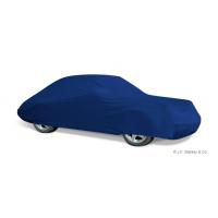 Capas para carros premium azuis da JF Stanley & Co.