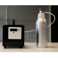 Utilice el ambientador industrial para llenar cualquier espacio grande con una fragancia realista a través de un sistema de calefacción o ventilación.