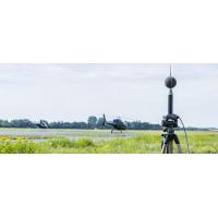 Monitores de ruído com sistemas de monitoramento