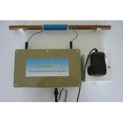 A água dura Limescale Descaler - Scalebreaker SB03PLUS