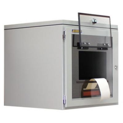 gabinete de impressora aço suave
