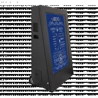 Tampilan iklan digital beroda sangat ideal untuk kafe, restoran, toko, dan pusat transportasi.