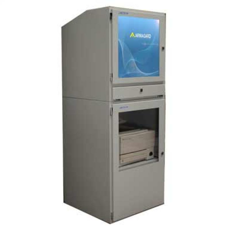 Computador Industrial Gabinete IP54 all-in-one | Armagard