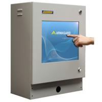 gabinete touchscreen compacto imagem principal