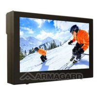tela de LCD de alto brilho