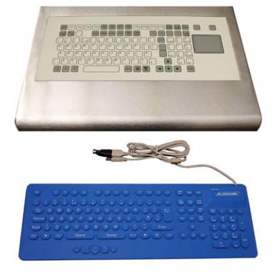 opções de teclado lavável intergrated ou stand alone