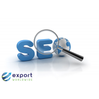 Exportação mundial de marketing internacional de SEO